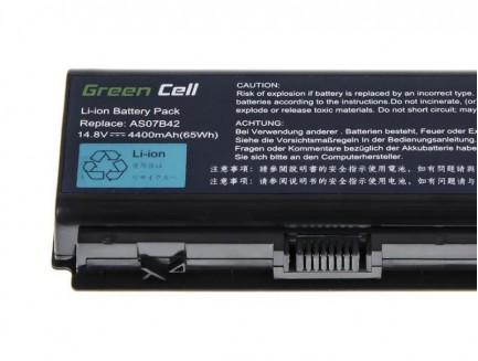 Bateria akumulator Green Cell do laptopa Acer Aspire 5930 7535 AS07B31 AS07B41 14.8V 8 cell