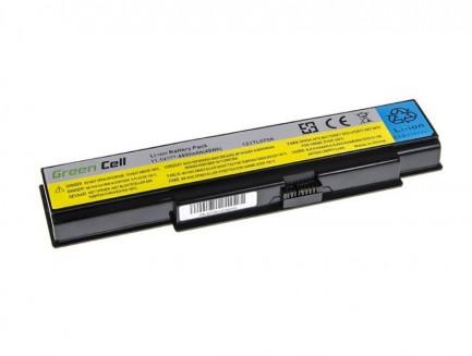 Bateria Green Cell do Lenovo IdeaPad Y510 Y530 Y530a Y710 Y730 Y730a