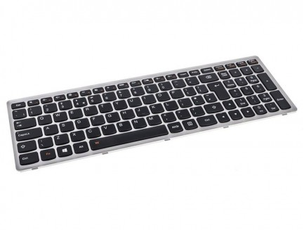 Klawiatura do laptopa Lenovo Z500 P500 z podświetleniem