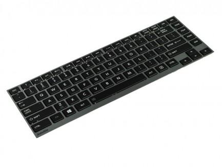 Klawiatura do laptopa Toshiba Satellite U840, U840t, U840W, U845, U845t, U845W, U920t, U925t, U940, U945   z podświetleniem