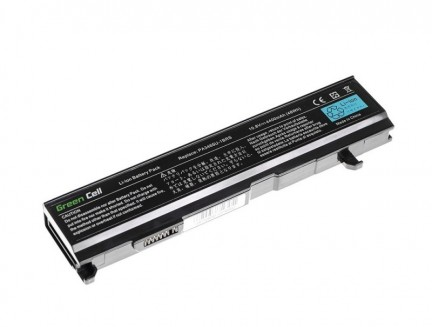 Bateria akumulator Green Cell do laptopa Toshiba Satellite A110 A135 M40 PA3465U-1BRS 10.8V