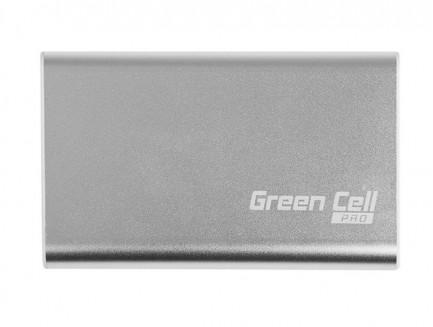 Power Bank Green Cell PRO 10000mAh