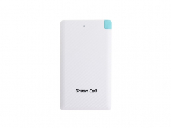 Ultra cienki Power Bank Green Cell PB80 5000mAh