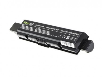 Bateria akumulator Green Cell do laptopa Toshiba Satellite A200 A300 A500 L200 L300 L500 PA3534U-1BRS 10.8V 9 cell