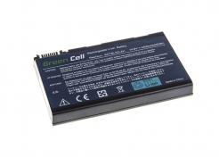 Bateria akumulator Green Cell do laptopa Acer Aspire 3100 3690 5110 5630 BATBL50L8 14.8V 8 cell