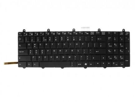 Klawiatura Podświetlana RGB do Laptopa MSI GE60 GE70 GP60 GP70 GT60 GT70 GT660 GT680 GT683 GT780 GT783 GX70 GX660 GX780
