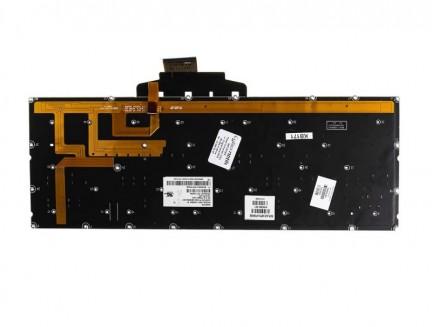 Klawiatura Podświetlana do Laptopa HP Omen 15 15-5000 15-5100 15-5200