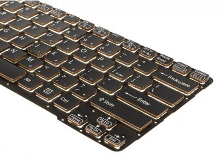 Klawiatura do Laptopa Sony Vaio SVE14 Czarna
