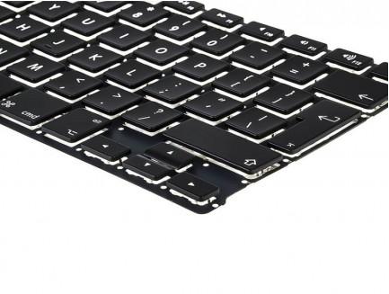 Klawiatura do Laptopa Apple MacBook Air 13 A1369 A1466 2011-2015 (Układ Klawiszy PL)