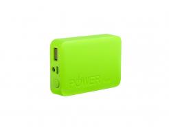 Power Bank Green Cell 6200mAh