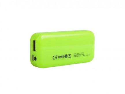 Power Bank Green Cell 5200mAh