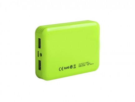 Power Bank Green Cell 8200mAh