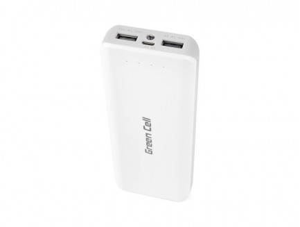 Power Bank Green Cell PB29 12300mAh