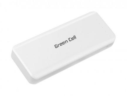 Power Bank Green Cell 12300mAh