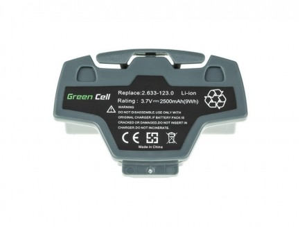 Bateria Akumulator Green Cell do Karcher WV5 3.7V 2.5Ah