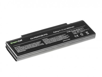 Bateria akumulator Green Cell do laptopa Samsung R509 R510 R710 R45 R60 R65 AA-PB4NC6B 11.1V 9 cell