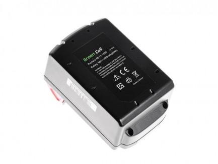 Bateria Akumulator Green Cell do Milwaukee M18 C18B 982-2 18V 4Ah