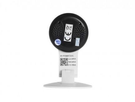 Kamera IP HD Niania Elektroniczna Mikrofon/Głośnik P2P CCTV 720p