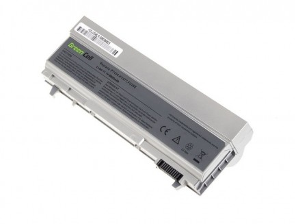 Bateria akumulator Green Cell do laptopa Dell Latitude WG351 6400ATG E6400 11.1V 12 cell