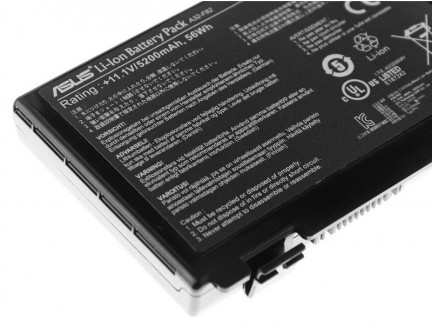 Oryginalna Regenerowana Bateria Asus A32-F82 do Asus K40iJ K50 K50AB K50C K50i K50iD K50iE K50IJ K50iL K50iN K51 K51AC K70 K70IJ