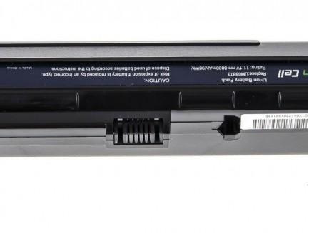 Bateria Green Cell UM08A31 UM08A72 UM08B31 do Acer Aspire One A110 A150 D150 D250 KAV60 ZG5