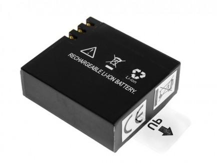 Bateria akumulator Green Cell do kamery sportowej Cybernetik UHD 4K