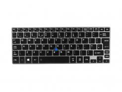 Klawiatura Podświetlana do Laptopa Toshiba Portege Z30 Z30-A Z30-B Z30-C Z30T-A Z30T-B
