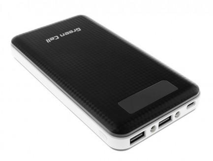 Power Bank Green Cell PB93 20000mAh Qualcomm Quick Charge 2.0 USB-C