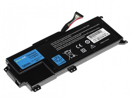 Bateria Green Cell YMYF6 V79Y0 do Laptopa Dell XPS 14z L412z