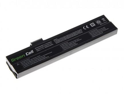 Bateria Green Cell do Fujitsu-Siemens Amilo Pi 1536 1556 A1640 M1405 Unwill 245 255