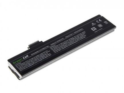 Bateria Green Cell do Fujitsu-Siemens Amilo Li 1818 Li 1820 Uniwill L51