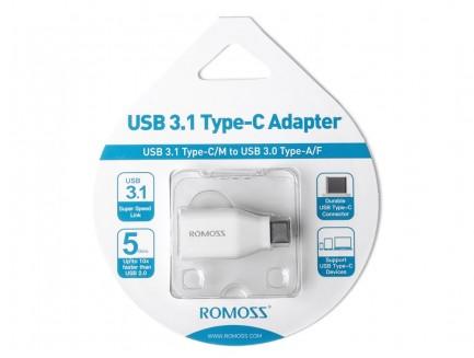 Adapter Romoss USB 3.1 Type-C