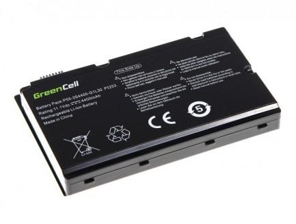 Bateria Green Cell 3S4400-S1S5-05 do Fujitsu-Siemens Amilo Pi2450 Pi2530 Pi2540 Pi2550