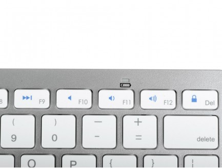 Klawiatura Bluetooth Cybernetik dla systemów Android iOS OS X Windows