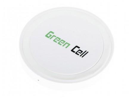 Ładowarka QI indukcyjna uniwersalna QI02 Green Cell