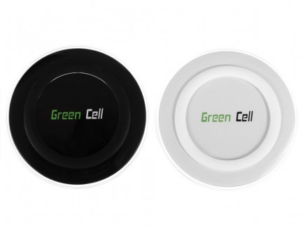 Ładowarka QI indukcyjna uniwersalna QI13 Green Cell