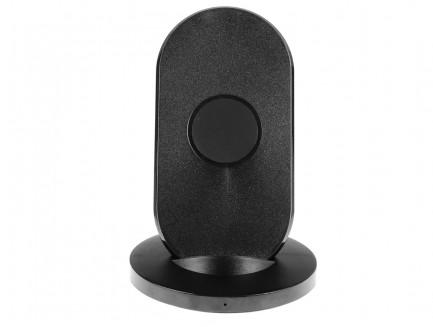 Stand do bezprzewodowego ładowania telefonu - ładowarka indukcyjna QI