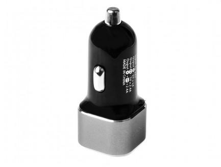 Ładowarka zasilacz samochodowy Romoss Rocket AM12 2x USB