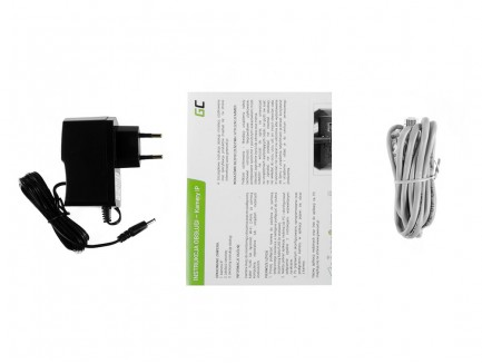 Kamera IP Green Cell Zewnętrzna WI-FI HD 720P 16GB ICAM-801H