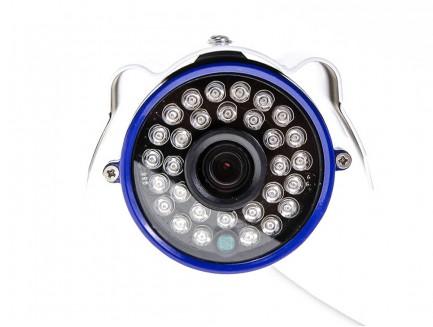 Kamera IP Green Cell Zewnętrzna WI-FI HD 720P ONVIF ICAM-704