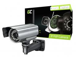 Kamera IP Green Cell Zewnętrzna WI-FI HD 720P NIP-06FX