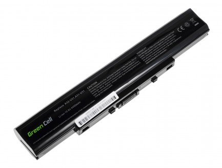 Bateria akumulator Green Cell do laptopa Asus A32-U31 P31 P41 U31 U41 X35 10.8V 6 cell