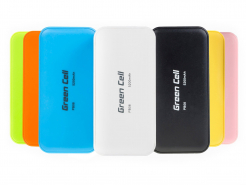 Power Bank Green Cell 5200mAh
