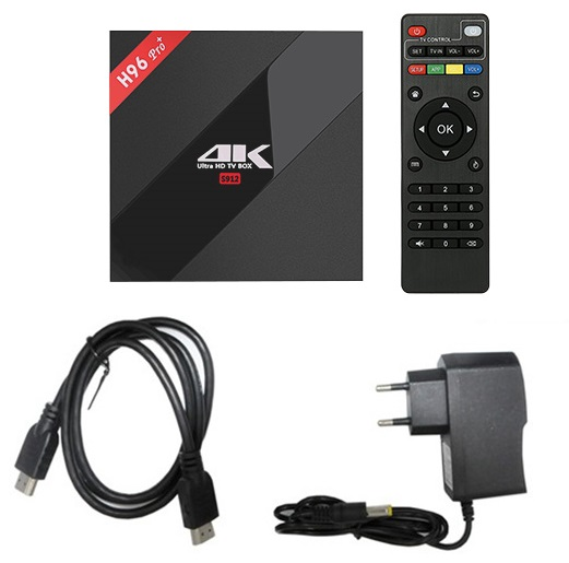 zestaw android box
