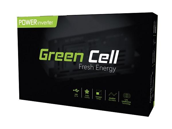 Pudełko przetwornicy Green Cell