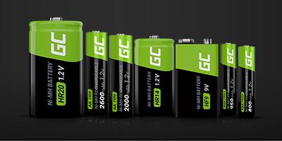 Baterie D HR20 R20
