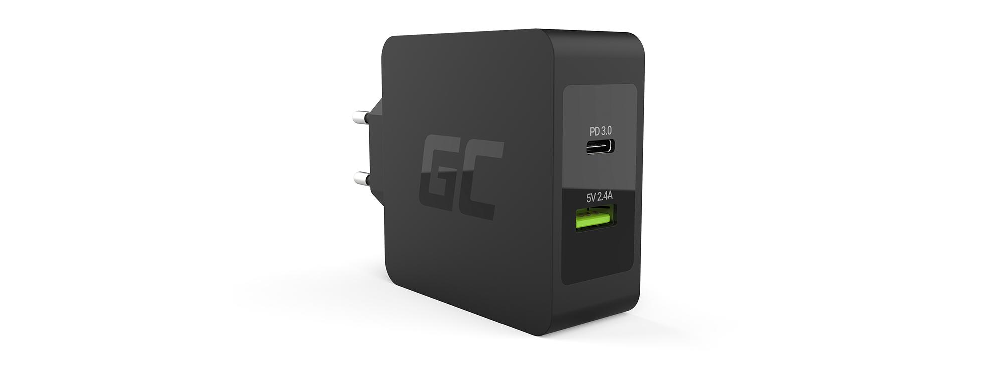 Ładowarka USB-C Power Delivery 18W
