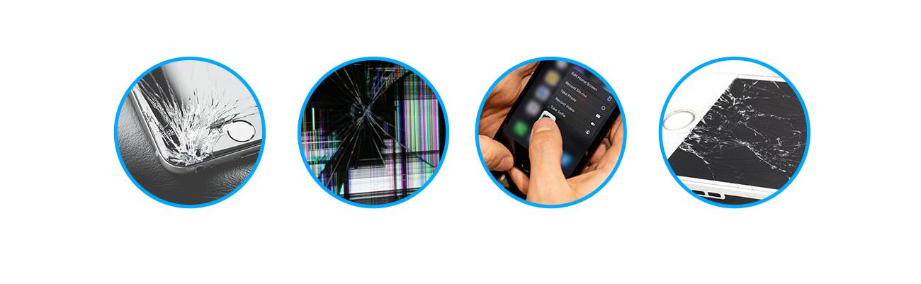 Wyświetlacz LCD iPhone