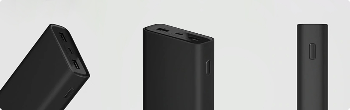 Xiaomi Mi Power Bank 3 Pro 20000mAh PLM07ZM