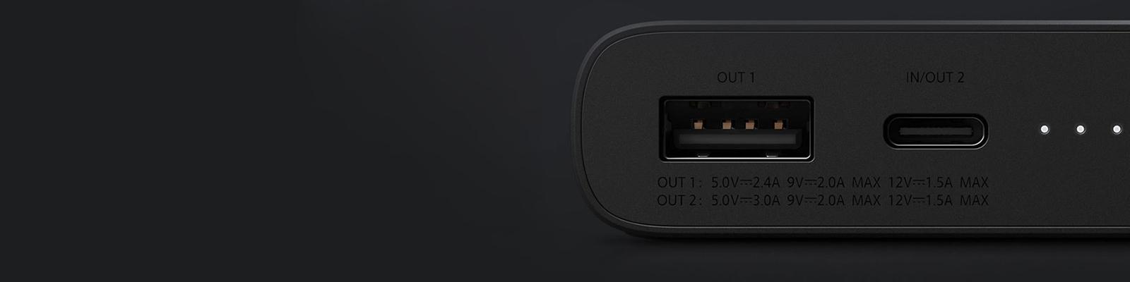 Xiaomi QI 10000mAh PLM11Z